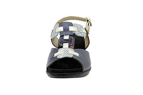 Marino cuir Piesanto 6853 en chaussure femme amovible Chaussure sandale confort amples semelle confortables 7xqS6qAwZ