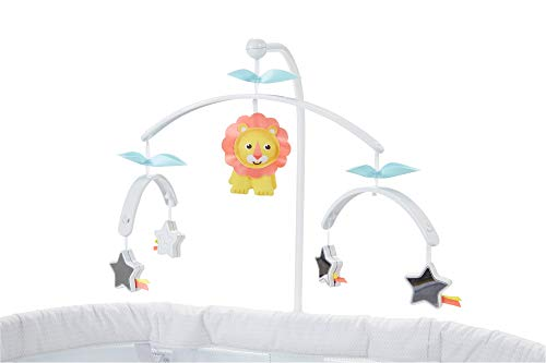 31VoYviph L - Fisher-Price Soothing Motions Bassinet, Windmill