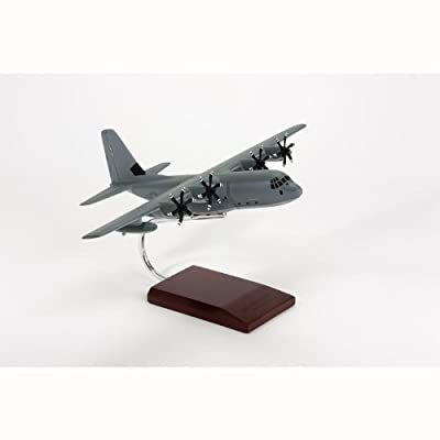 Lockheed Martin KC-130J Super Tanker Handcrafted Quality Desktop ircraft Model Display / Turboprop Military Transport Aircraft / Unique and Perfect Collectible Gift Idea / Aviation Historical Replica Gift Toy
