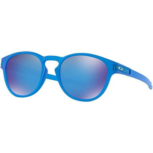 Oakley Unisex Latch Sunglasses, X-Ray Blue/Prizm - Sunglasses X Ray