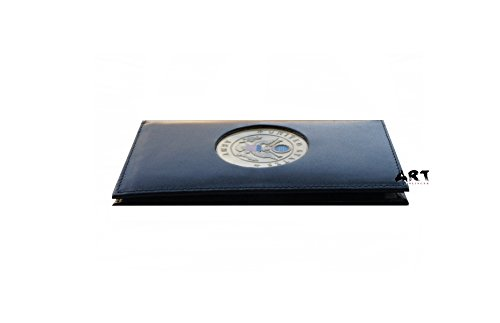 Military Writing Pad with Notebook Case, US Army Note Pad Padfolio - 3'' x 5'' by Officially Licensed Authorized Military Wallets