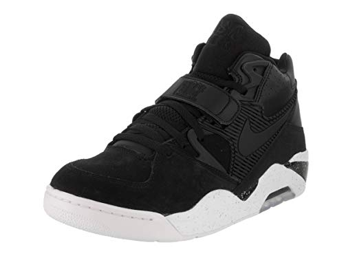NIKE Air Force 180, Sneaker a Collo Alto Uomo Nero
