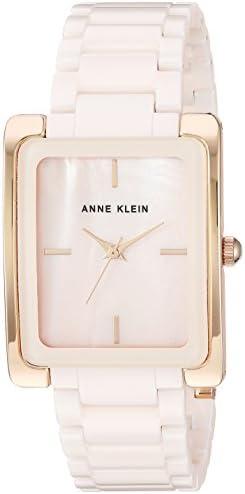 Anne Klein Women's Ceramic Bracelet Watch, AK/3952 WeeklyReviewer