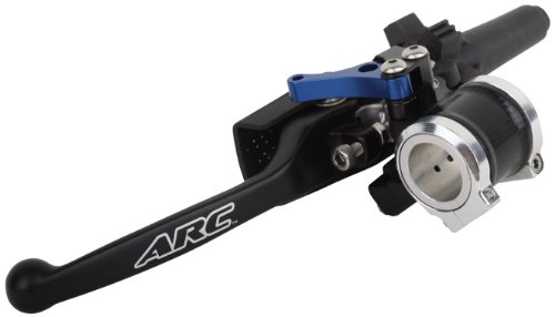 Arc Levers Perch Assemblies (ARC Levers CP-101 Axis Rotating Clutch Perch Assembly with Aluminum Folding Lever)