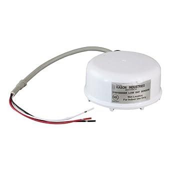 Amazon.com: KASON Sensor de movimiento Control de luz ...