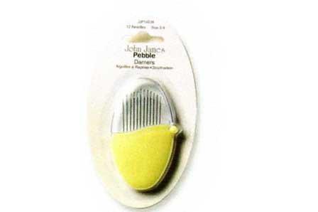 (Colonial Needle Pebbles Darner Needles-Size 3/9 12/Pkg)