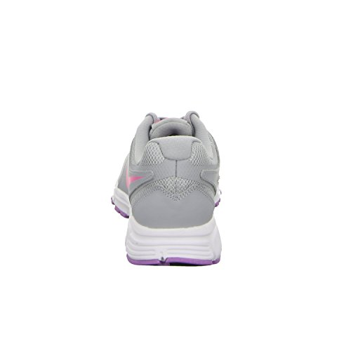 Nike Damen Sneaker Schwarz UK hellgrau-rosa-weiss