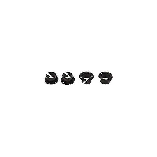 Eckler's Premier Quality Products 85350683 Nova Pedal Shaft Bushings Brake & Clutch (Clutch Pedal Shaft Bushing)