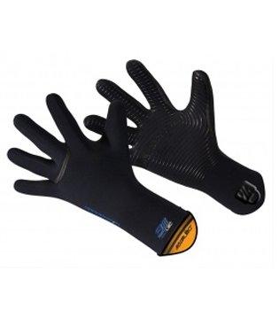 7mm Henderson Aqualock Scuba Diving Gloves with Aqua Lock Seal (Men's XL-Wmns 2XL) - Mens Aqua Lock Jumpsuit
