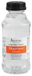 Archival Oil (Chroma Archival Oils Odorless Solvent)
