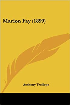 Book Marion Fay (1899)