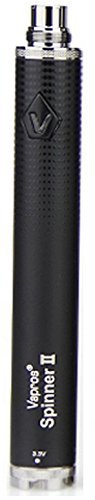 GENUINE VAPROS SPINNER 2 II BY VISION VARIABLE VOLTAGE BATTERY 1650mAh...