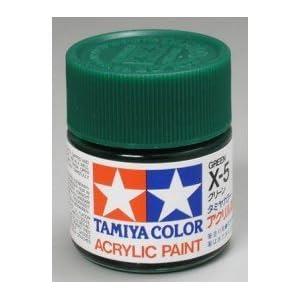 Tamiya 81002 Acrylic X2 White 3/4 oz 3