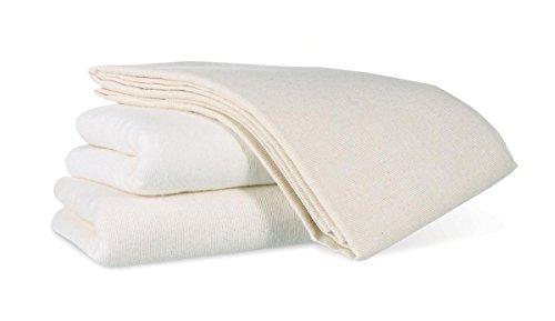 Jmr 70x90 Hospital Patient Bed Bath Blanket (unbleached)