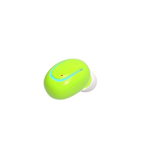 Mini Bluetooth Headset Wireless Monaural Headset V...