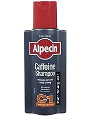 C1 Kafein İçeren Dökülme Karşıtı Şampuan
