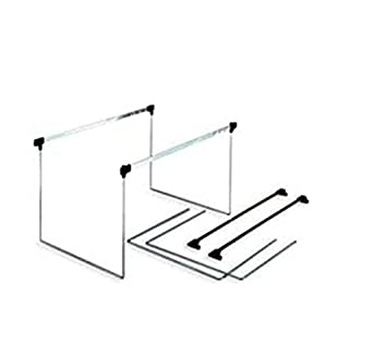 Esselte Actionframe Drawer File Frame Letter Size, 2 Pack (AFF24 ...