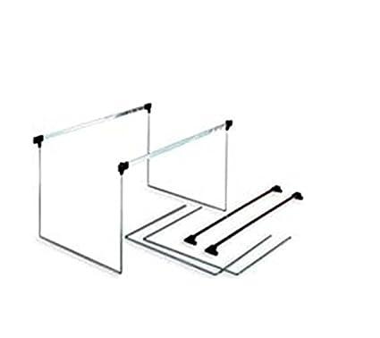 Amazon.com : Esselte Actionframe Drawer File Frame Letter Size, 2 ...