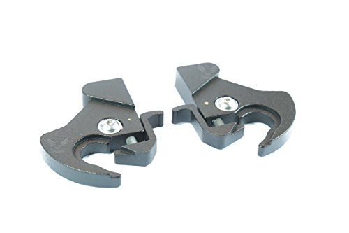 (Air-Wing Detachable Rotary Docking Latch Clips for Harley Davidson )