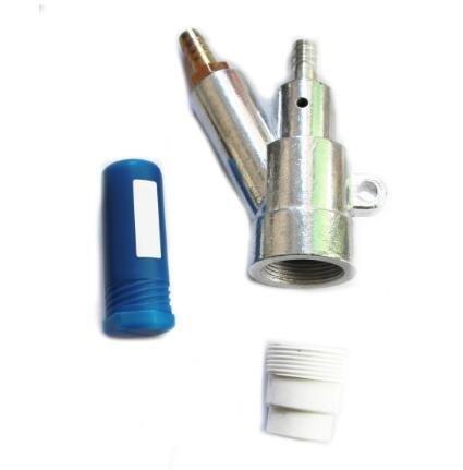 Driak 35*20*10mm Boron Carbide SandBlaster Nozzle And B1 Type Air SandBlasting Gun Kit For SandBlasting Cabinet