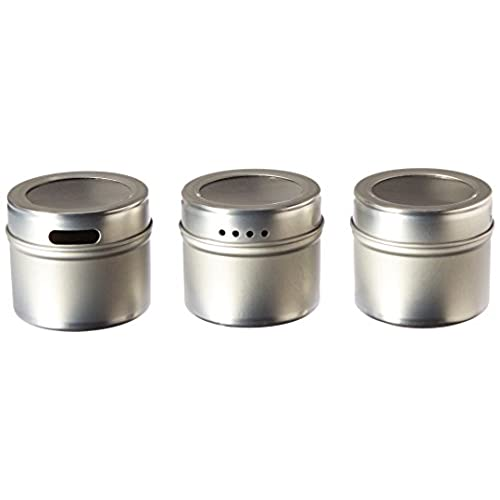 Tin Storage Container - Large Canister |Tin Storage Containers