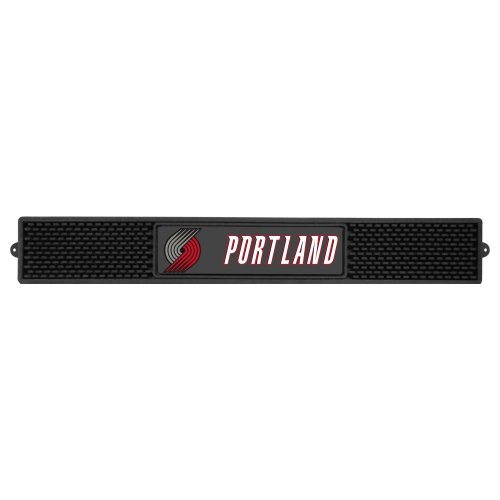 FANMATS NBA Portland Trail Blazers Vinyl Drink Mat