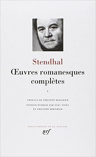 Livres Œuvres romanesques complètes (Tome 1) epub, pdf