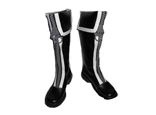 D Gray Man Allen Walker Costumes (D Gray-man Allen Walker New Version 2 cosplay costume Boots Boot Shoes Shoe)