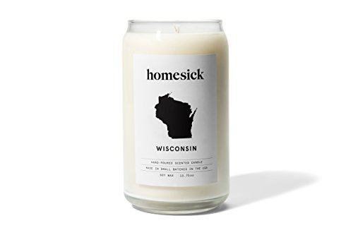 Homesick Scented Candle, Wisconsin