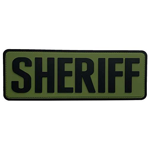 uuKen Large Sheriff Patch 8.5