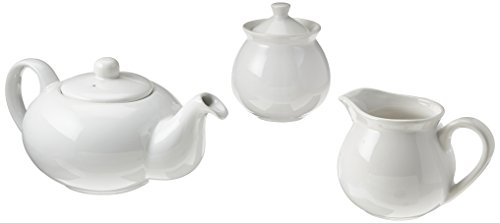 Waechtersbach Fun Factory Tea Set, White