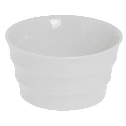 BIA Cordon Bleu - Set of 4 - White Porcelain Ramekin Stockholm - 3 Ounce