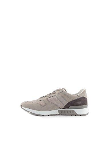 Tod's Sneakers Uomo XXM15A0T010G5598KY Camoscio Grigio El Mayor Proveedor ALtkx7rj