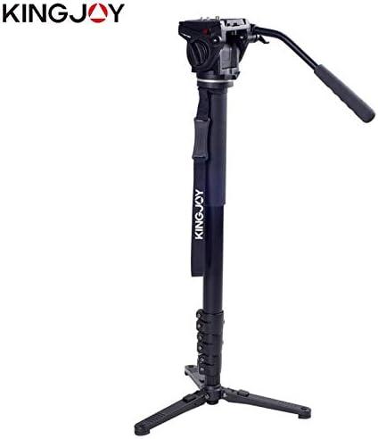 Kingjoy MP4008+VT-3510 - Monopié Profesional para Todos los ...