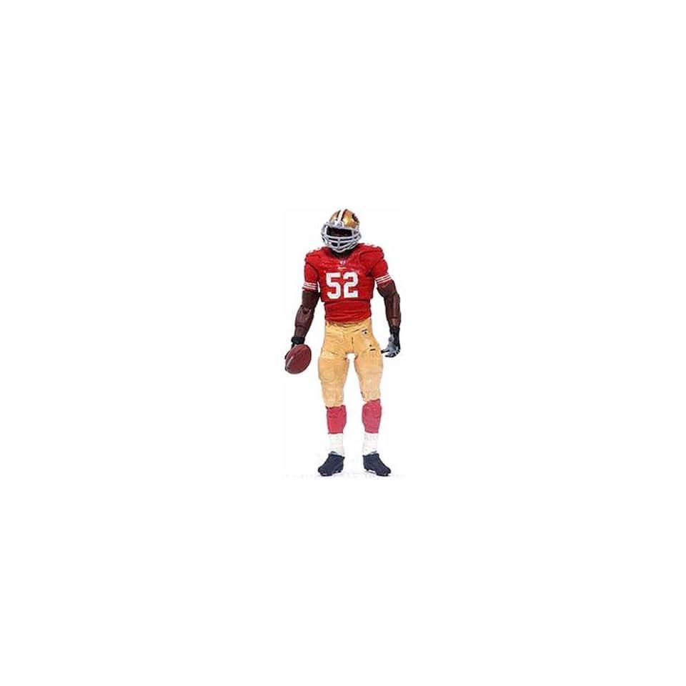 NFL San Francisco 49ers McFarlane 2012 Playmakers Series 3 Patrick Willis Action Figure