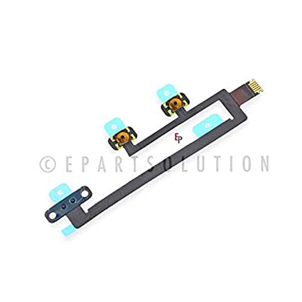 Power Button Volume Button Ribbon Flex Cable For iPad 2 A1395 A1396 A1397 TO US