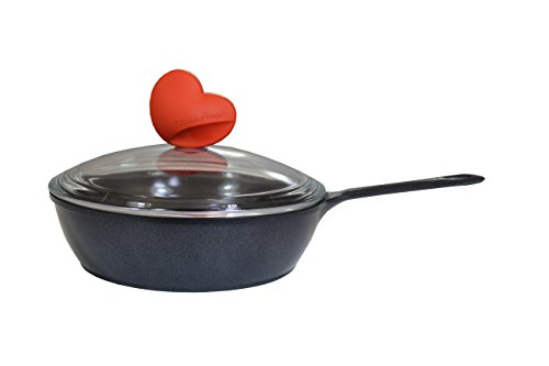 "CONCORD 7"" Ceramic Non Stick Egg Frying Pan Cookware"