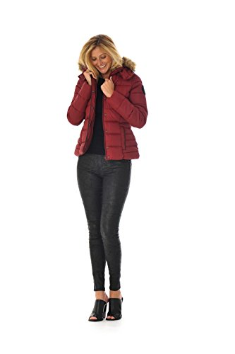 Mujer Rouge Kaporal Para Minko Impermeable nWxS6