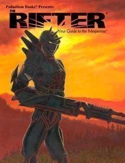 Rifts RPG: The Rifter® #47 - Shops Palladium