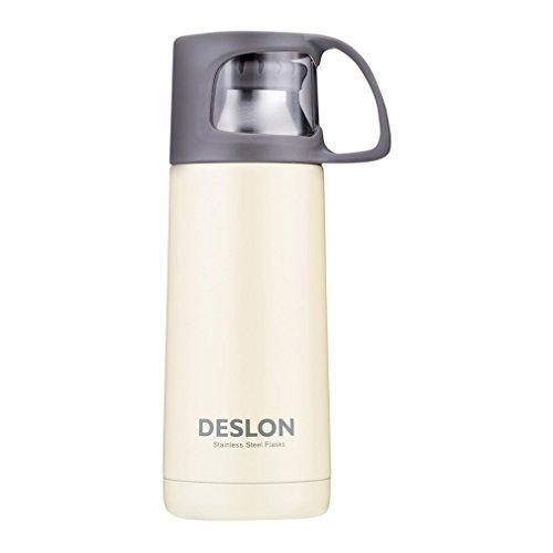 DESLON Insulated Sports Water Bottle for Kids 12 oz Water Bottle for Girls