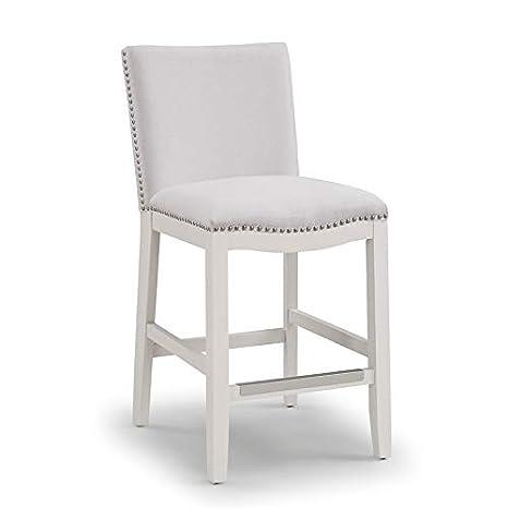 Enjoyable Amazon Com Arissa Snow Counter Height Bar Stool Kitchen Camellatalisay Diy Chair Ideas Camellatalisaycom