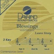 Price comparison product image Blessings [Accompaniment / Performance Track] by Laura Story (2011-05-17)
