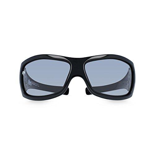 de Gafas negro G3 Gloryfy brillante Amber Resistentes Sol RqWpnxvtCw