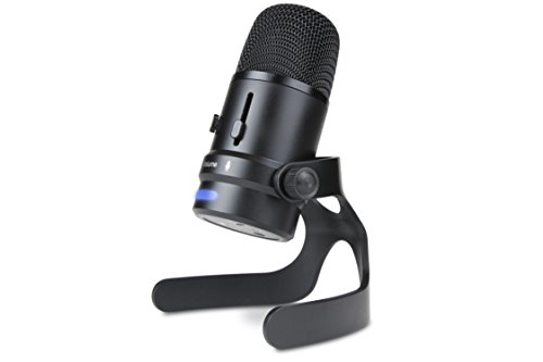 USB Microphone (CVL-2004) - Microphone Usb Cyber Acoustics With Headset