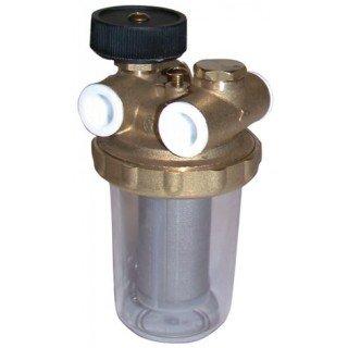 """Oventrop - FILTRO GASOIL - FILTRO CON GRUPO DE CIERRE CON DOS CONDUCTOS HH1/2"""""""