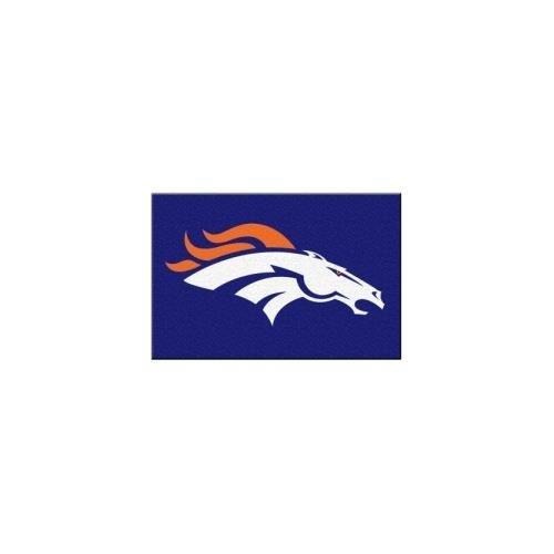 FANMATS 7413 Denver Broncos Rookie Mat (18