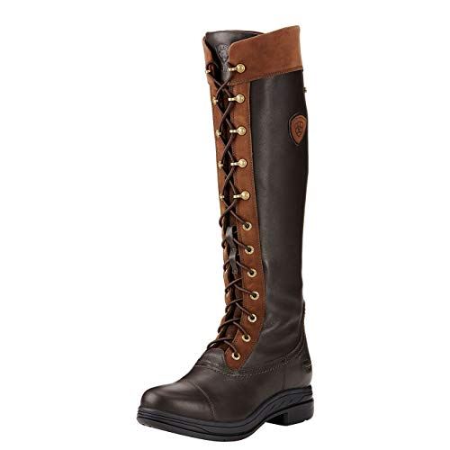 Ariat Coniston Boots Tex Insulated Leather Pro Gore Brown Womens nnxgrpR