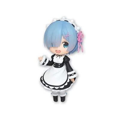 Taito Re: Zero -Starting Life in Another World-: Rem Doll Crystal Figure: Toys & Games