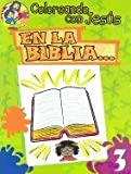 Spanish Coloring in the Bible, Maria Sturtz, 0758600607