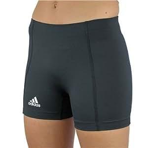 "Amazon.com : adidas Women's TechFit 4"" Volleyball Short"